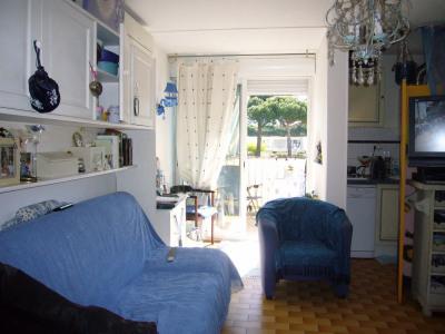 Studio cabine à vendre, LA GRANDE MOTTE - 1 pièce (s) - 24 m²