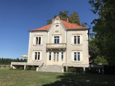 Maison de Maître Pomarez 9 pièces 258 m²