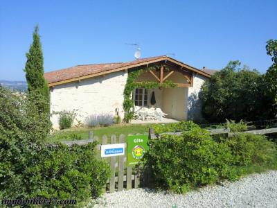 Maison en pierre lacepede - 5 pièces - 135 m²