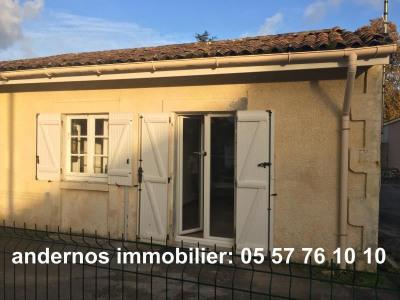 Vente maison / villa Ares (33740)