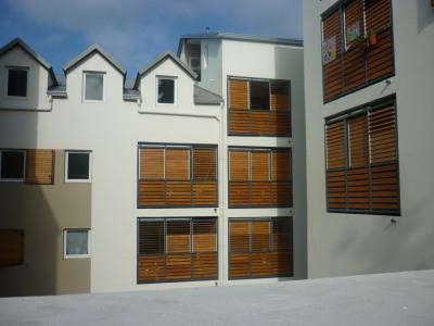 Appartement F4 avec parking