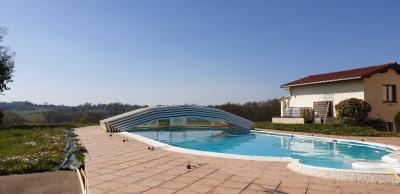Maison Pontonx Sur L Adour 5 pièce (s) 128 m²