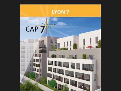 vente neuf Programme Lyon 7ème