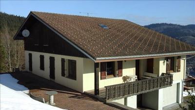 Maison individuelle ventron - 9 pièce (s) - 250 m²