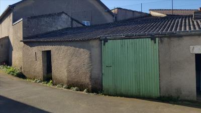 Maison ancienne de bourg MONNIERES - 6 pièce (s) - 235 m²