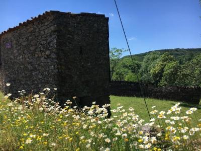 Grange + terrain