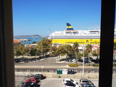 T2 - Port Marchand - Dernier étage - Pleine vue Rade