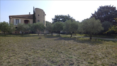 Villa carpentras 280 m²