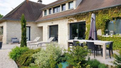 Propriété montfort l amaury - 6 pièce (s) - 230 m²