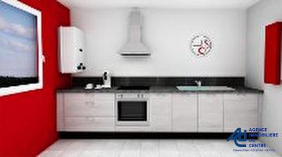 Appartement Pontivy 56300 - 3 Pièces - 70 M²