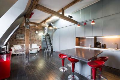 Apartment / flat Paris 3 room (s) 650 m2