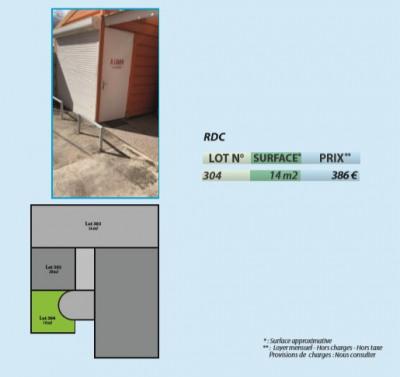 Bureaux Baie Mahault 14 m²