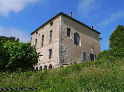 Maison de village prayssas - 14 pièce (s) - 450 m²