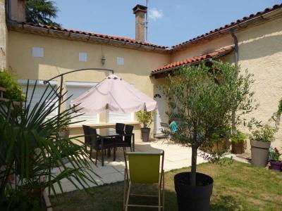 Maison de village Touzac