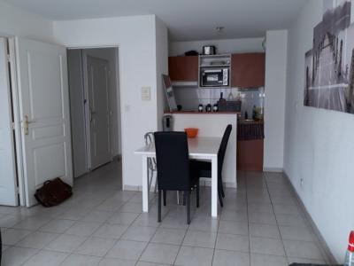 Limoges T2 de 36 m² avec parking et balcon