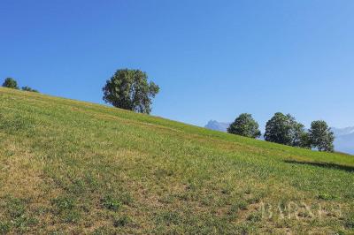 Terrain à construire Vue Mont Blanc