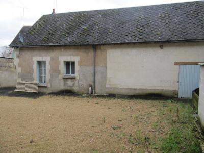 Maison Les Roches l'eveque 3 pièce (s) 50 m²