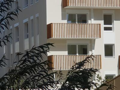 Très beau 3 pièces balcon construction 2019