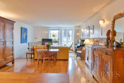 Lyon 1 - Pentes de la Croix-Rousse - Apartment of 142 sqm - 4 be