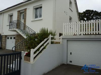 Maison pontivy - 3 chambres - 90 m² morbihan bretagne