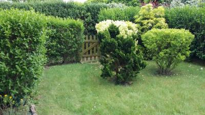 T3 en rez-de-jardin