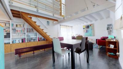Appartement loft, Verrières le Buisson centre-ville