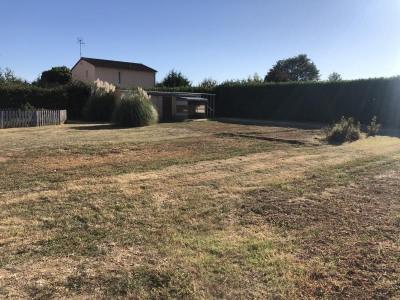 Terrain a bâtir smarves - 900 m²