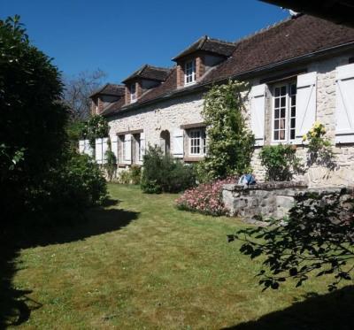 Maison Ancienne BOURRON MARLOTTE - 8 pièce (s) - 202 m²