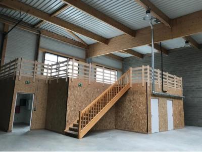 Locaux professionnels chartres - 246 m²