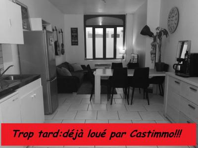 Appartement 1 chambre en rez-de-chaussée