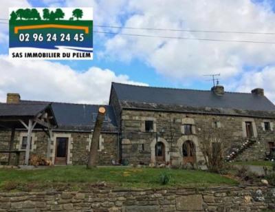 Maison en pierres laniscat - 6 pièce (s) - 188 m²