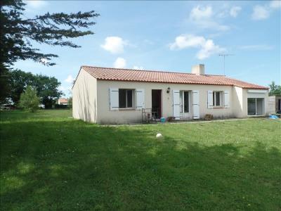 Maison plain pied LA GARNACHE - 5 pièce (s) - 112 m²