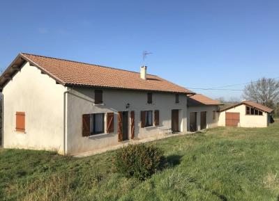 Maison Pomarez 5 pièces 80 m² + DÉPENDANCE