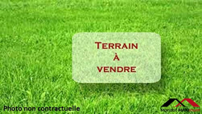 Terrain La Rivière 330 m²