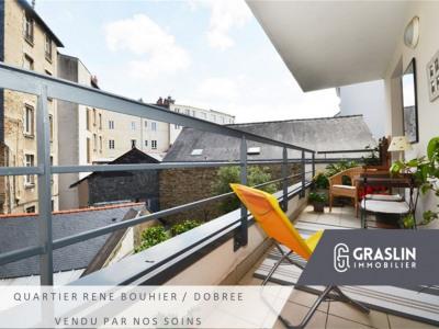 Appartement nantes - 3 pièce (s) - 77 m²