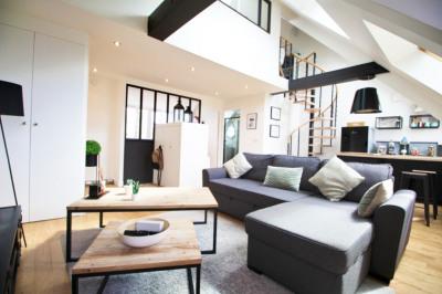 Appartement - loft lorient - 3 pièce (s) - 70 m²