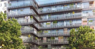 Superbe 4 pièces avec balcons et terrasse en toitutre