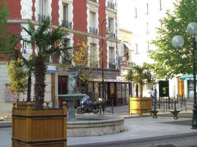 92-La Garenne Colombes 3 pièces meublé 54 m²