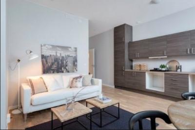 Appartement 2 pièces + parking (Caen)
