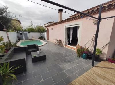 Villa aigues mortes - 4 pièce (s) - 123 m²