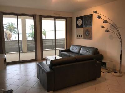 Appartement T3 65m2 vue mer avec grande terrasse
