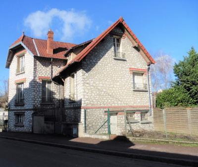 Maison meulière montargis centre