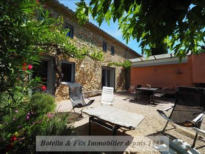 Zuid-frans stenen landhuisje 10 kamers