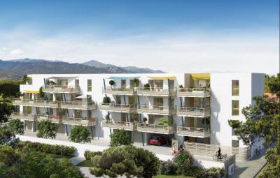 Programme neuf Argeles Sur Mer 2 pièce (s) 37.80 m²