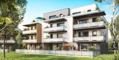 3 pièces ergersheim - 3 pièce (s) - 67.53 m²