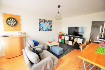 Appartement bezons - 3 pièces - 60.4 m²