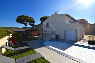 Maison de type 4 de 125m² sur un terrain de 500m²