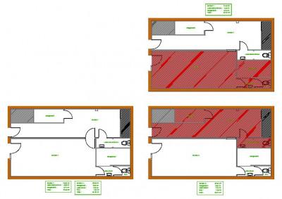 Local d'activité à Montaigu 56,30 m² divisible
