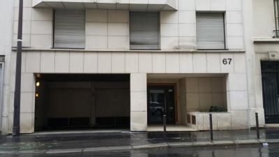 Emplacement de parking -Paris 15 -