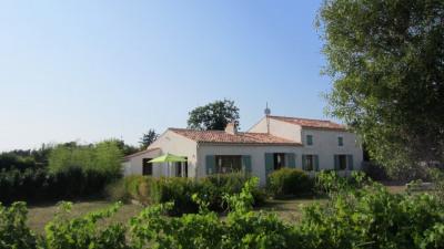 Maison Saint Just Luzac